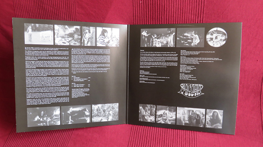 Inside Gatefold